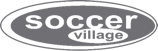 Soccer Village Logo (Grey)